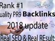 Create 100% Manually 20 PR9 High Authority Backlinks-White Hat