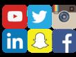 30 x social media posts