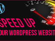 Optimize & Speed Up Your Wordpress website