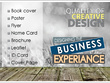 Do eye catching Logo, Business card, Brochure and Flyer Design