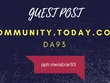 Guest post on community.today.com DA93 authority news site