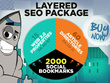 Build backlinks SEO PACKAGE, Article Submission And Web 2.0