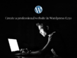 Create an 8 to 10 page, responsive Wordpress website for you