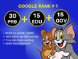 Manually Do 60 Edu,Gov And Pr9 Backlinks From High DA & PA Sites