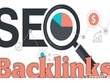 Create backlinks in world famous websites for seo ranking