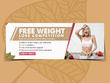 Boost your sale with creative Web slider or banners