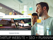 Create you a new website for your startup business