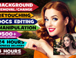 Photoshop Editing & retouching  your photos Work Professionally