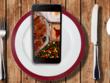 Create a food ordering app.