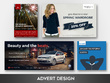 Design  Social Media Banners, Headers, Ads, Post