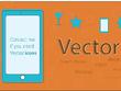 Create 3 vector icons
