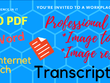 Convert Documents & Images to Pdf  and Pdf file to Word or Image