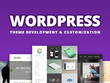 Develop or customize WordPress theme