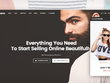Develop e-commerce store woocommerce wordpress website