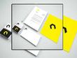 Design logo + business card + letter head + envelope +  Flyer