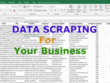 Provide you 200 Data for your business