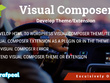 Develop a landing page HTML TO WordPress using visual composer