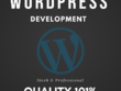 Build WordPress WebSites
