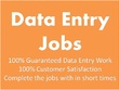 Do all type of data entry jobs for 2 hours @ $30