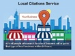I can build Your 40  local citations manually