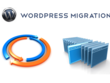 Migration of WordPress Website to another server