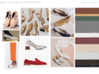 Design a collection of 6 styles complete with trend board