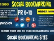 Create 1500 Quality Social Bookmark and SEO Package Backlinks