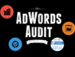Audit your Adwords account & share quality recommendations