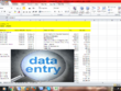 Do all  types of data entry work for 2 hours