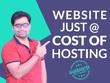 10 page mobile friendly website in WordPress+FREE WEB HOSTING