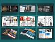 Design Professional Bifold, Trifold, Half fold Brochure, Flyer.