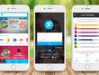 Create graphic UI design for mobile app