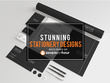 Design Complete Stationery Pack+Source Files+Unlimited Revisions