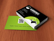 Design your print-ready business card in 24 hr