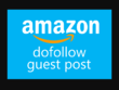 I will do guest post on amazon DA98