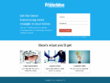 Design & build you an email landing page to generate leads