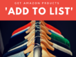 Get 50 REAL Amazon Visitors To Add Your Products To Wishlist