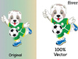 Vector Any Picture And Redraw Logo