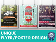 Design your flyer