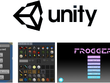 Create a menu system in Unity for you.