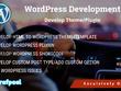 Develop a landing page HTML TO WordPress