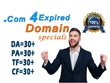 Find 7 Expired Domain For Pbn