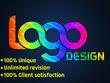 Design modern logo for your business or website