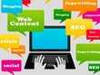 Write high quality content: webpages, blogs, product des. (750w)