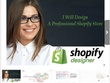 I will set up, design and manage your Shopify Store