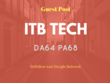 Guest Post on ITB TECH DA65 PA69 Dofollow Permanent and Indexed
