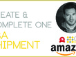 Create and complete one FBA Shipment for one Amazon listing