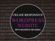 Create A Complete Responsive Website In 5 Days