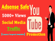 Promote YouTube Video On Social Media