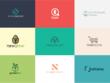 Design your minimalist beautiful professional logo+free favicons